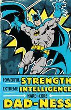 Hallmark Batman DC Comics Father's Day Greeting Card New