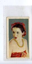 (Jc6201-100)  PHILLIPS,FILM FAVOURITES,RAQUEL TORRES,1934,#39