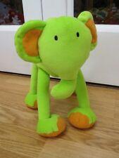 "Mothercare Juguete Suave Felpa Elefante 12"" piernas largas Bebé Edredón Con Gorros"