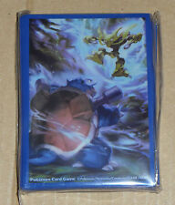 Rare Pokemon Gym Challenge Blastoise Alakazam Card Sleeves (60 pcs)