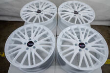 "18"" Wheels Honda Accord Civic Cr-V Lexus Is200T Is300 Toyota Camry White Rims"