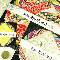 CLEARANCE! Japanese Traditional High Quality Washi Paper Origami Pack 30 sheets