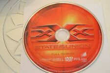 XXX (DVD, 2002, Full Screen Special Edition)Disc Only Free Shipping