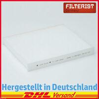 Filteristen Innenraumfilter Pollenfilter AUDI SEAT SKODA VW Mercedes W463