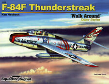 2ss5559/ Squadron Signal - Walk Around 59 – F-84F Thunderstreak - TOPP HEFT