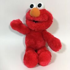 "Vintage Tyco Elmo Sesame Street Plush Stuffed Animal 14"" 1995"