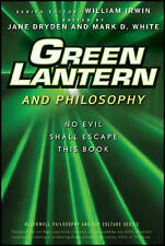 NEW Green Lantern and Philosophy: No Evil Shall Escape this Book
