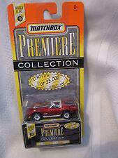Matchbox Premiere Corvette T Top