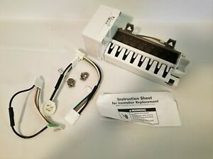 Whirlpool Ice Maker Assembly 4317943 (Ice Maker With arm & Wire Harness)