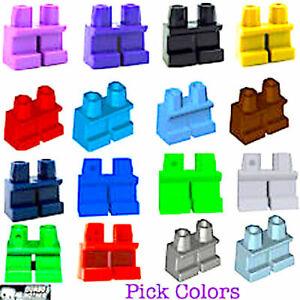 LEGO Minifigure Short Legs Child Boy Girl Hobbit Dwarf Minifig Pick Colors NEW
