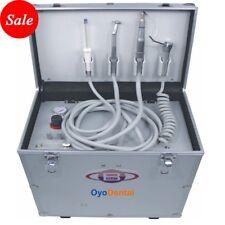 Best Portable/Mobile Dental Unit BD-402 with Compressor Suction System 4H/2H CE