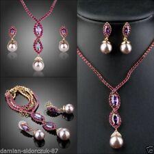 Swarovski Modeschmuck-Halsketten & -Anhänger mit Perlen für Damen