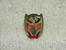 Kamen Rider Ryuki Metal Pin from Masked Rider 10th Anniversary Set! Ultraman
