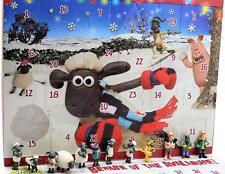 Shaun the Sheep Kids Advent Calendar Board Game Wallace & Gromit Christmas Gift