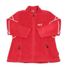 JACK WOLFSKIN Nanuk Full Zip Fleece Jacket | Large | Hiking Walking Vintage