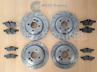 Mini R50 R53 R52 ONE 1.4 1.6 Cooper S 01-06 Brake Discs Front Rear Mintex Pads