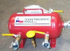 2.5 Gallon, 4 Outlet, Tank Style, Pneumatic Air Distribution Manifold