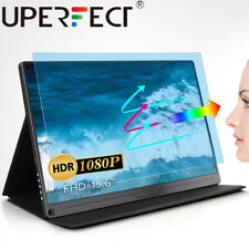 NEW Portable Monitor 15.6'' USB C IPS Display Screen for Laptop Phone PS4 &Gift