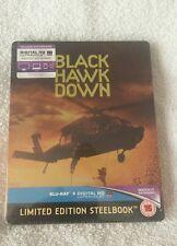 Blu-ray & UV Black Hawk Down Steelbook New and Sealed