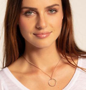 Thomas Sabo Charm Kette Little Secret Ring LSKE016-173-19-L80v Halskette Damen M