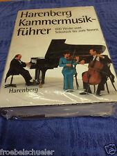 Harenberg Kammermusikführer NEW OOP