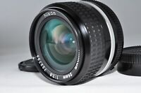 [Near Mint++]Nikon Nikkor Ai-S AiS 24mm F2.8 Wide Angle Lens For SLR From JAPAN