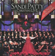 Sandi Patty Christmas Live (CDDVD) CD