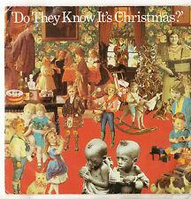 """Band Aid -? saben es Navidad 7"""" solo 1984"""