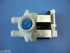 Ventil Magnetventil für Waschmaschine Whirlpool Bauknecht komp. 481227128558