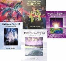 The Angel Pack 5 New Product Lot Self Help Books Meditation Cd Orb Spirit Dvd