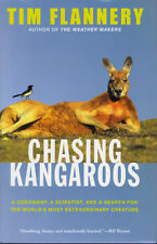 Chasing Kangaroos by Tim F. Flannery, Tim Flannery (...