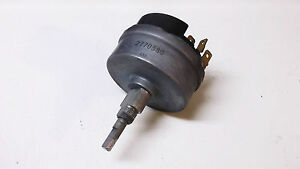 Plymouth Barracuda Dodge Challenger Rblt Variable Windshield Wiper Switch 70 71
