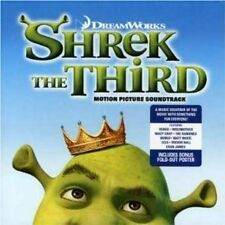 Shrek: the Third di ORIGINAL SOUNDTRACK OST includes bonus fold-out poster