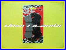 Pastiglie Freno anteriori BREMBO CC HONDA SW-T 400 11>12 SWT ABS 2011 2012