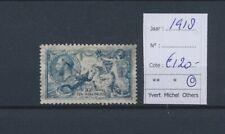 LM94756 Great Britain 1918 king George V fine lot used cv 120 EUR