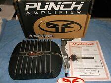 OLD SCHOOL ROCKFORD FOSGATE PUNCH 360.2 AMP!! RARE 2-CHANNEL BEAST- 540 WATT-NEW