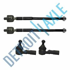4pc Inner & Outer Tie Rod 1996 - 1998 1999 2000 Dodge Caravan Chrysler Voyager
