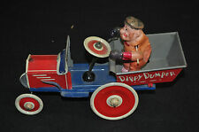 Dippy Dumper Wind-Up Vintage Tin Toy Working - Marx Toys (1930s) ITB WH