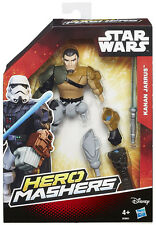 Star Wars VII The Force Awakens Hero Mashers Kanan Jarrus Action Figure HASBRO