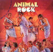 Animal Rock Time Life Music Cd The Kinks Gary U.S Bonds 22 Songs Garage Frat Pop