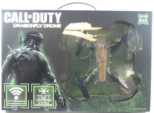 Genuine Call of Duty Dragonfly Drone With HD Camera WI-FI Auto Hover Mode MISB