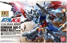 Gundam AGE 1/144 HG #17 Gundam AGE-2 Double Bullet High Grade Model Kit Bandai