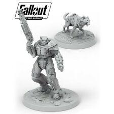 Fallout: Wasteland Warfare BNIB X-01 Survivor & Dogmeat MUH051733
