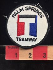 California Patch PALM SPRINGS TRAMWAY 84K9