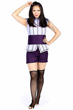 Naruto the Movie Cosplay Costume Hyuga Hinata Full Outfit Set