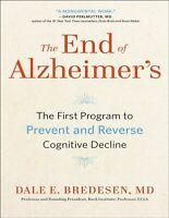 The End of Alzheimer's by Dale E. Bredesen (E-B0K&AUDI0B00K||E-MAILED)