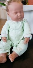 "Berenguer Baby Doll Newborn Made in Spain 19"" Vintage Rare"