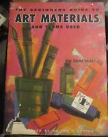 Antique beginners guide book to art materials & terms used Dixi Hall 1950-60?