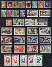 FRANCE / 1945-1959 BEAU LOT DE TIMBRES NSC ** / COTE +110.00 € (ref 5882)