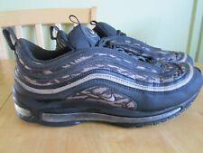 Nike Air Max 97 size 9 black/brown camo